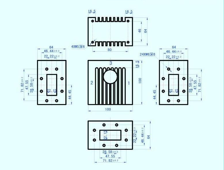 铁氧体隔离器,环行器